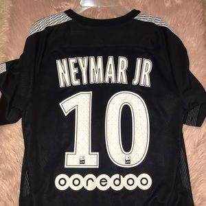 Neymar JR all black PSG